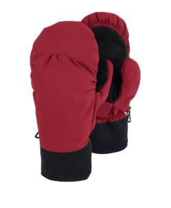 DIDRIKSONS Unisex Gloves 502830 HEDI, Element Red 1