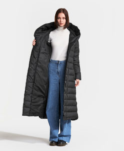 DIDRIKSONS Women Coat 502771 STELLA, Black 299.99 1