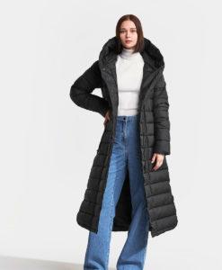 DIDRIKSONS Women Coat 502771 STELLA, Black 299.99