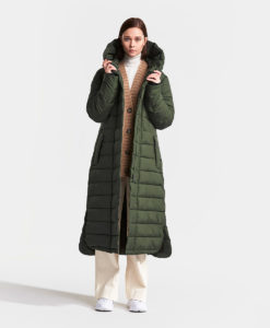 DIDRIKSONS Women Coat 502771 STELLA, Spurce Green 299.99