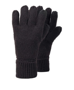 DIDRIKSONS Women Gloves 502849 HEDEN, Black 21.99