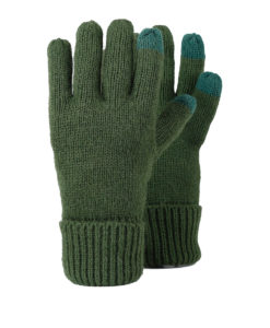 DIDRIKSONS Women Gloves 502849, HEDEN Spurce Green 21.99 1