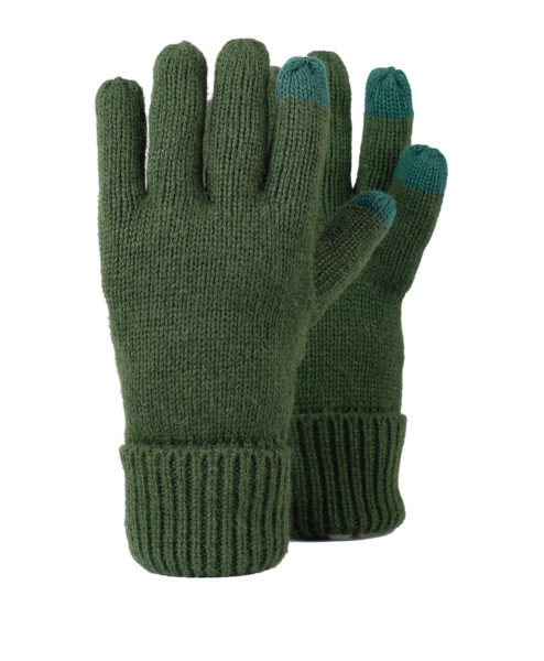 DIDRIKSONS Women Gloves 502849, HEDEN Spurce Green 21.99 1