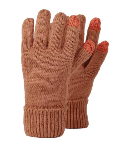 DIDRIKSONS Women Gloves 502849 HEDEN, Toffee Brown 21.99 1