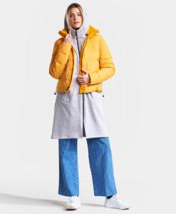 DIDRIKSONS Women Jacket 502577 KIM, Oat Yellow