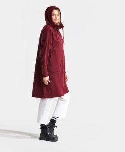 DIDRIKSONS Women Jacket 502757 LIZZIE, Element Red 4