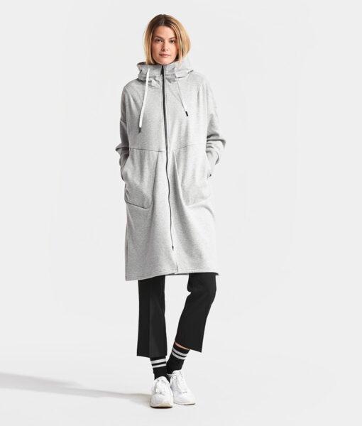 DIDRIKSONS Women Jacket 502757 LIZZIE, Grey Melange 3