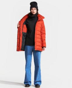 DIDRIKSONS Women Jacket 502806 HEDDA, Ember Red 229.99 2