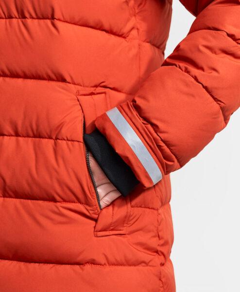 DIDRIKSONS Women Jacket 502806 HEDDA, Ember Red 229.99 5