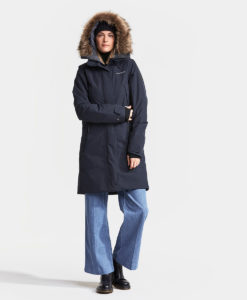 DIDRIKSONS Women Parka 502712 MEA, Dark Night Blue 4