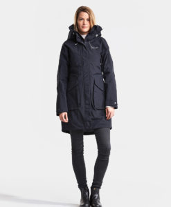 DIDRIKSONS Women Parka 502716 THELMA, Dark Night Blue 229.99 2