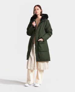 DIDRIKSONS Women Parka 502846 DAGNY, Spurce Green 399.99