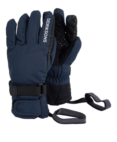 DIDRIKSONS Youth Gloves 502628 FIVE, Navy 29.99 2