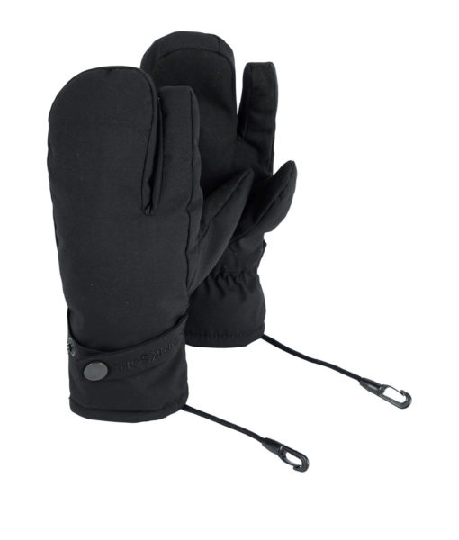 DIDRIKSONS Youth Gloves 502843 PALM, Black 1