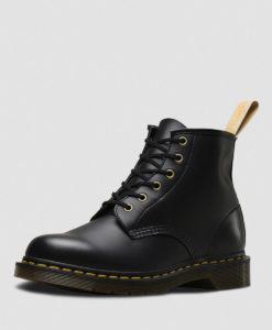 DR MARTENS Unisex Ankle Boots 23984001 VEGAN, Black.80