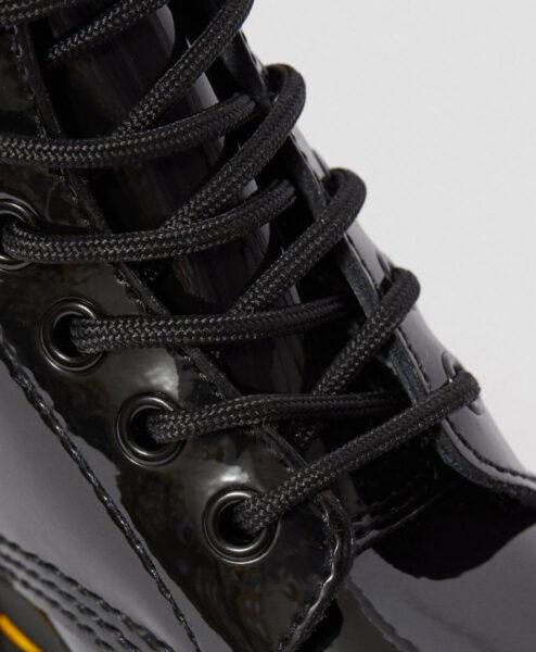 DR MARTENS Women Ankle Boots 11821011 1460 PATENT, Black 1