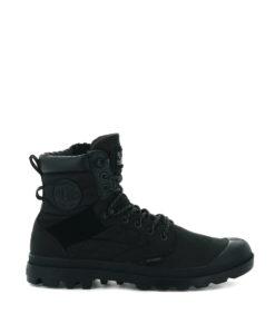 PALLADIUM Men Ankler Boots06484 TACT SOLR, Black 1