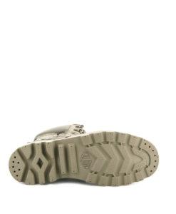 PALLADIUM Unisex Ankle Boots 76480 TACT OPS OU, Safari