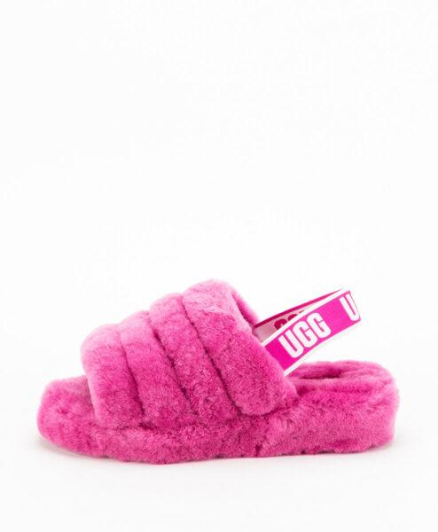 UGG Woman Slippers 1095119 FLUFF YEAH SLIDE, Fuchsia