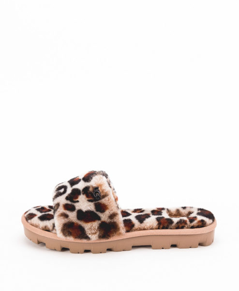 UGG Woman Slippers 1106269 COZETTE LEOPARD, Amhora