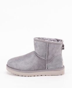 UGG Women Ankle Boots 1016222 CLASSIC MINI II, Greyser