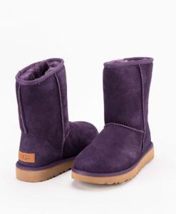 UGG Women Ankle Boots 1016223 CLASSIC SHORT II, Nightshade 1
