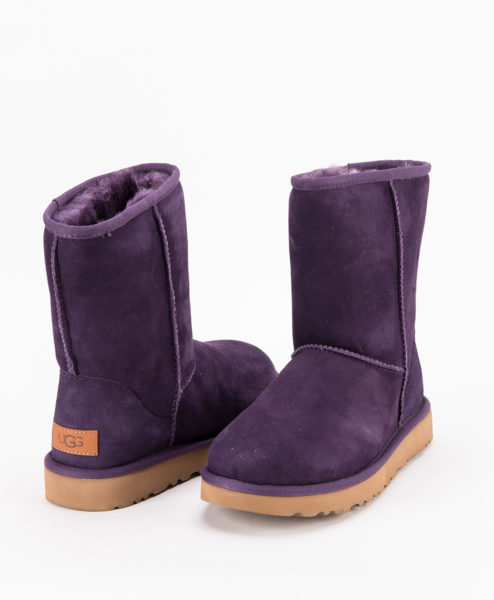 UGG Women Ankle Boots 1016223 CLASSIC SHORT II, Nightshade 1