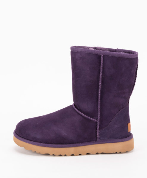 UGG Women Ankle Boots 1016223 CLASSIC SHORT II, Nightshade