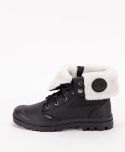 PALLADIUM Women Ankle Boots 96433 BAGGY S W, Black 2