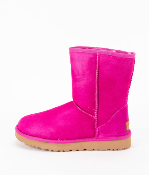 UGG Women Ankle Boots 1016223 CLASSIC SHORT II, Fuchsia