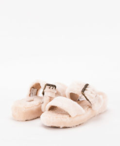 UGG Women Slippers 1104662 FUZZ YEAH, Natural 1